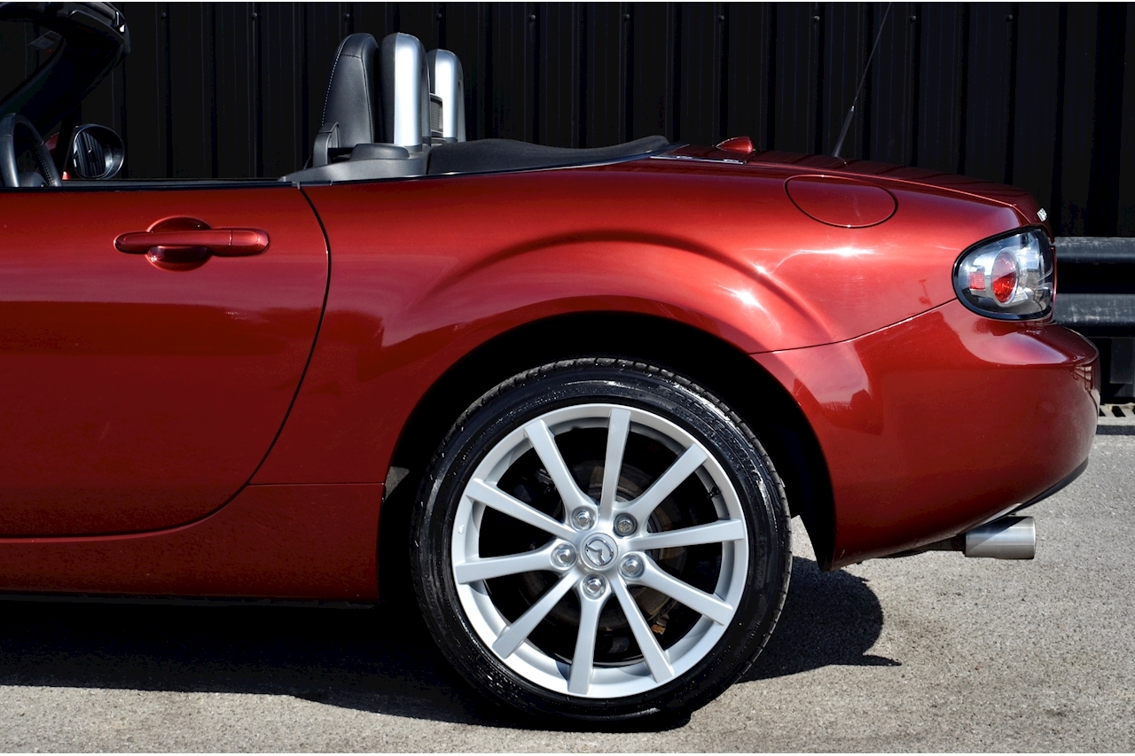 Mazda MX-5 Sport Just 19k Miles + Heated Leather + LSD + Bilstein - Large 25