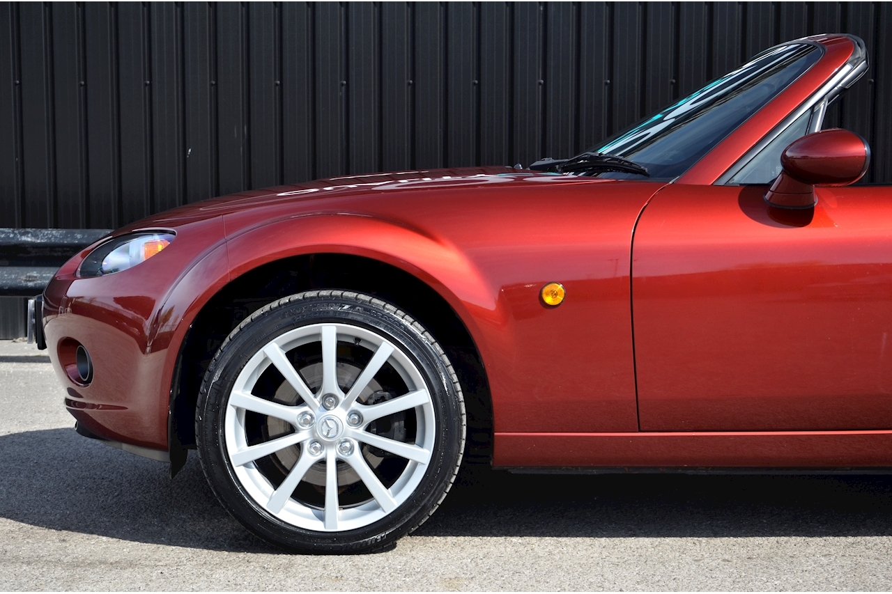 Mazda MX-5 Sport Just 19k Miles + Heated Leather + LSD + Bilstein - Large 24