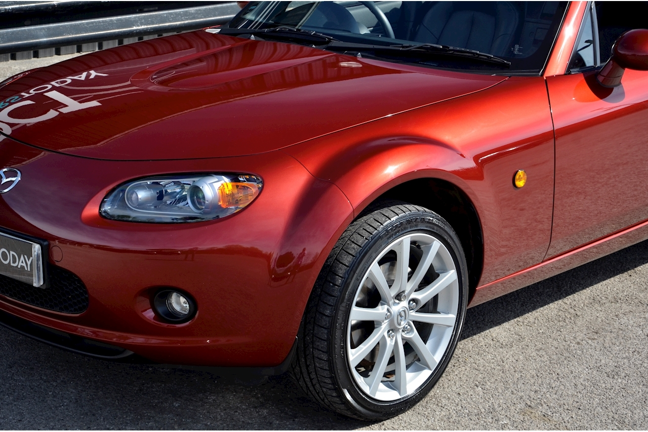Mazda MX-5 Sport Just 19k Miles + Heated Leather + LSD + Bilstein - Large 23
