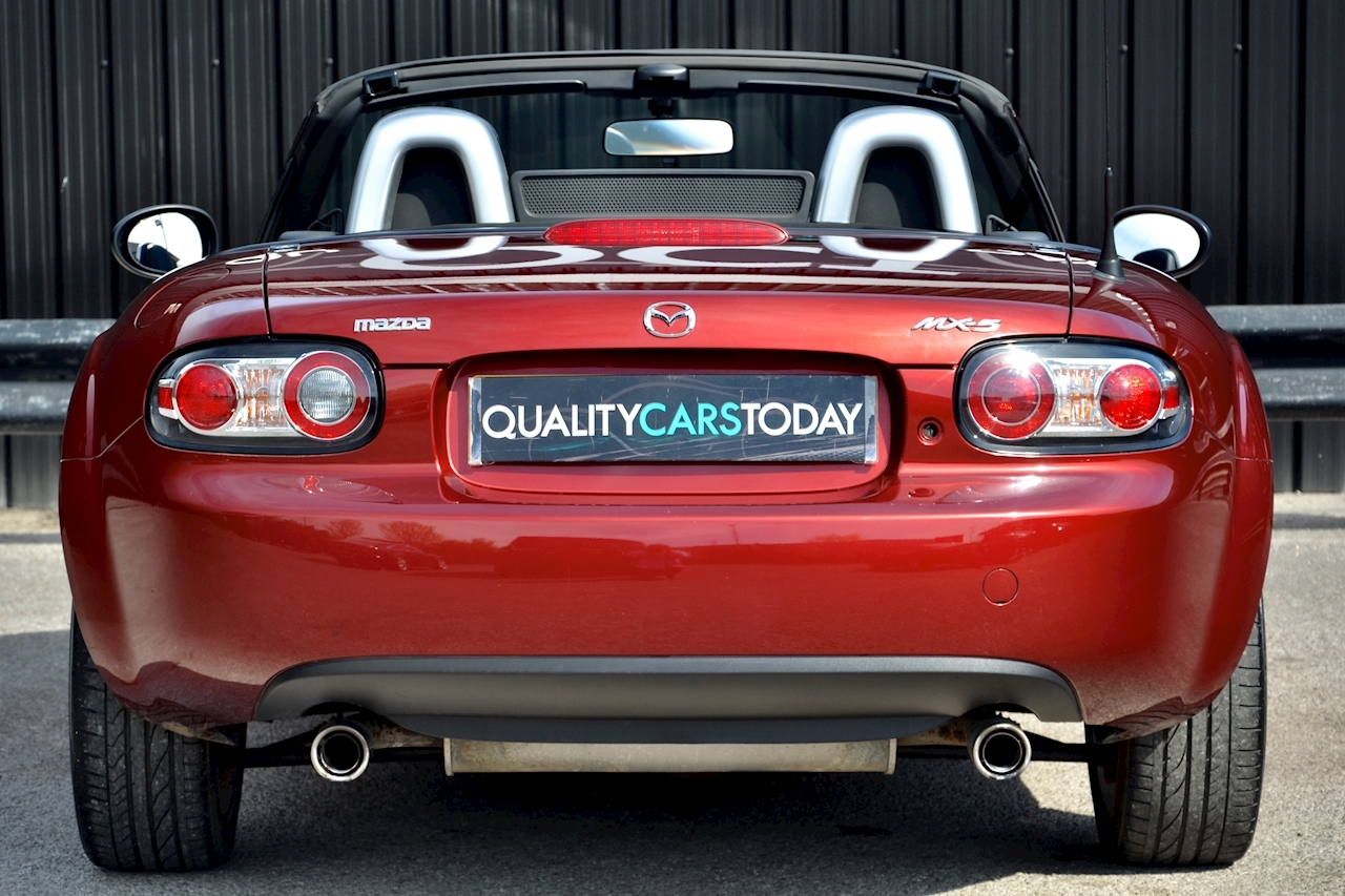 Mazda MX-5 Sport Just 19k Miles + Heated Leather + LSD + Bilstein - Large 4