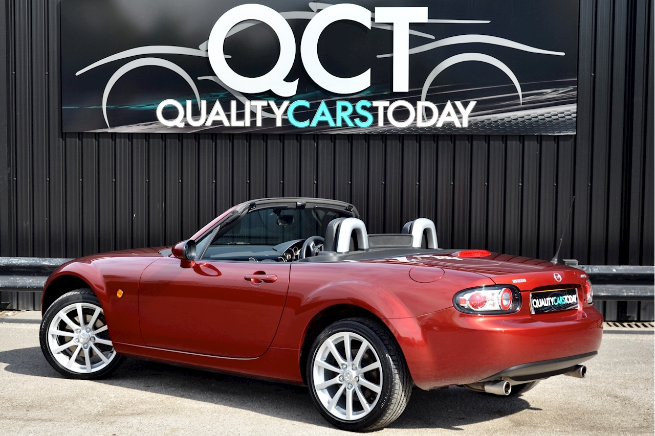 Mazda MX-5 Sport Just 19k Miles + Heated Leather + LSD + Bilstein - Large 1