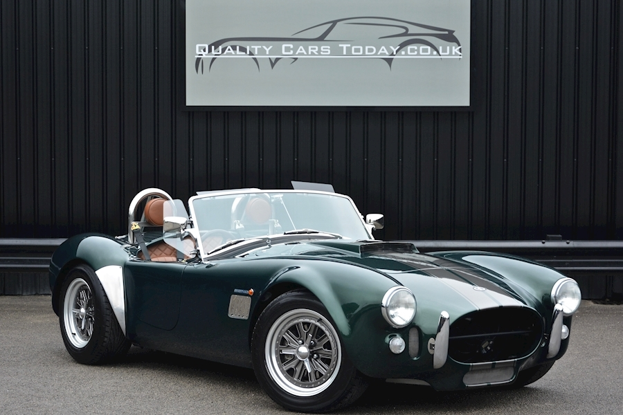 AC Cobra by Gardner Douglas 6.0 LS V8 Manual 6.0 LS V8