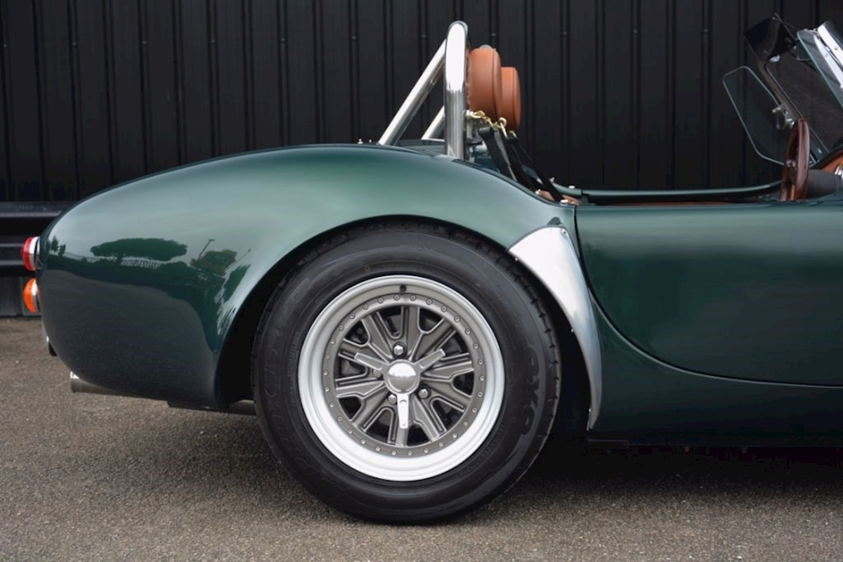 Used AC Cobra by Gardner Douglas 6 0 LS V8 Manual Gardner