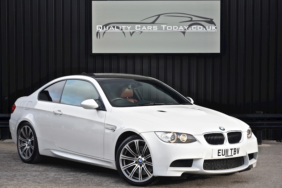 Bmw M3 4.0 V8 Coupe Manual M3