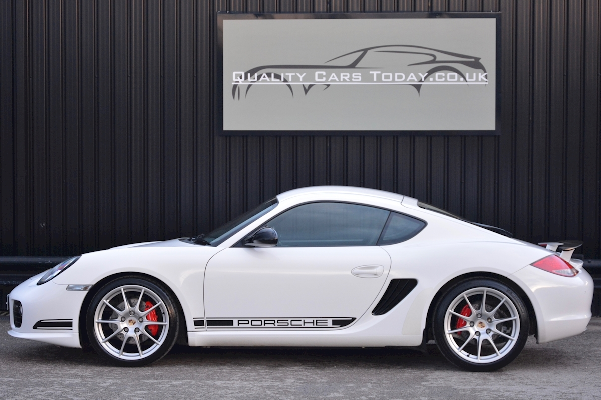 Used Porsche Cayman R 3 4 Manual Carbon Sports Seats