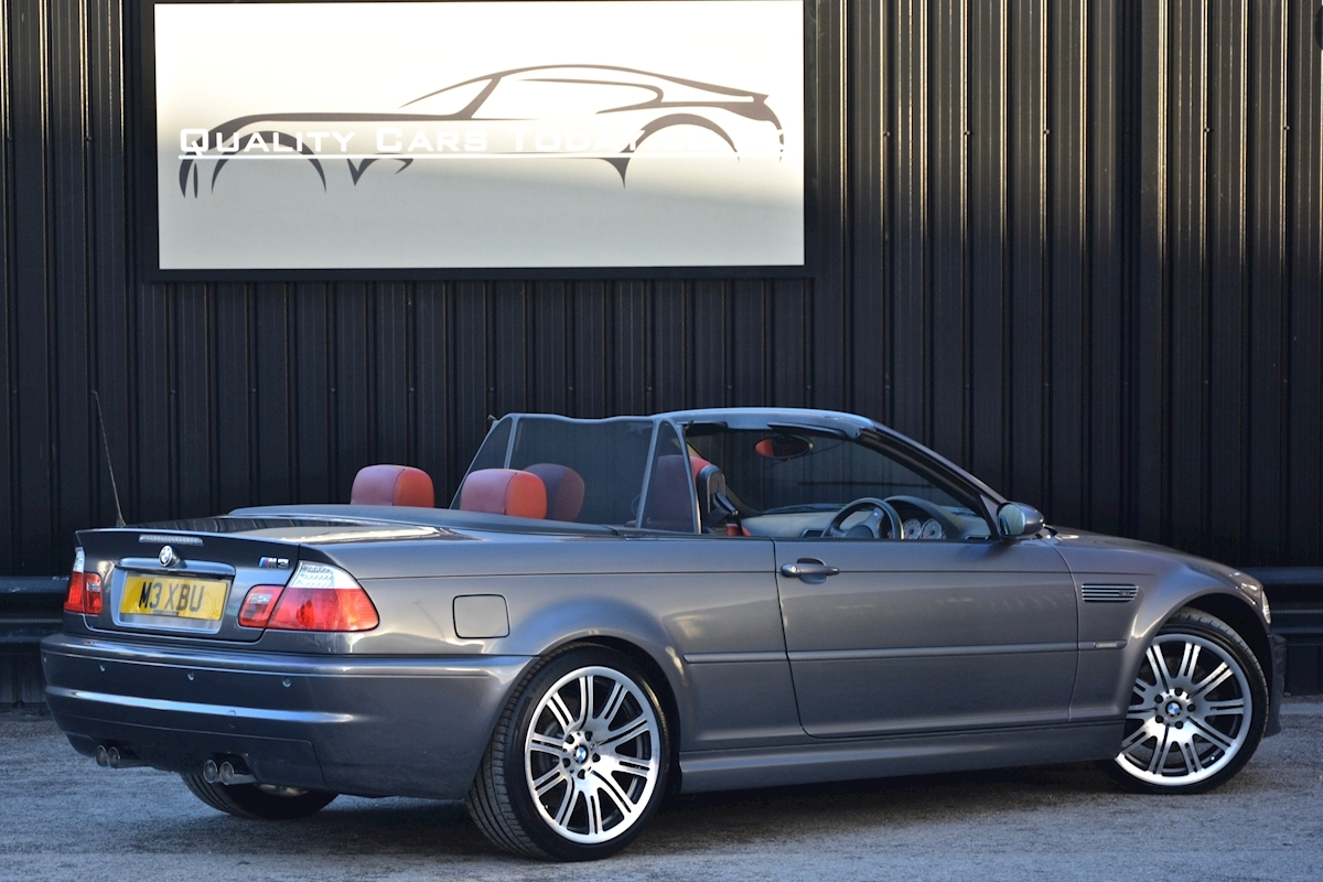 Used Bmw E46 M3 Convertible *2 Former Keepers + Full BMW History +