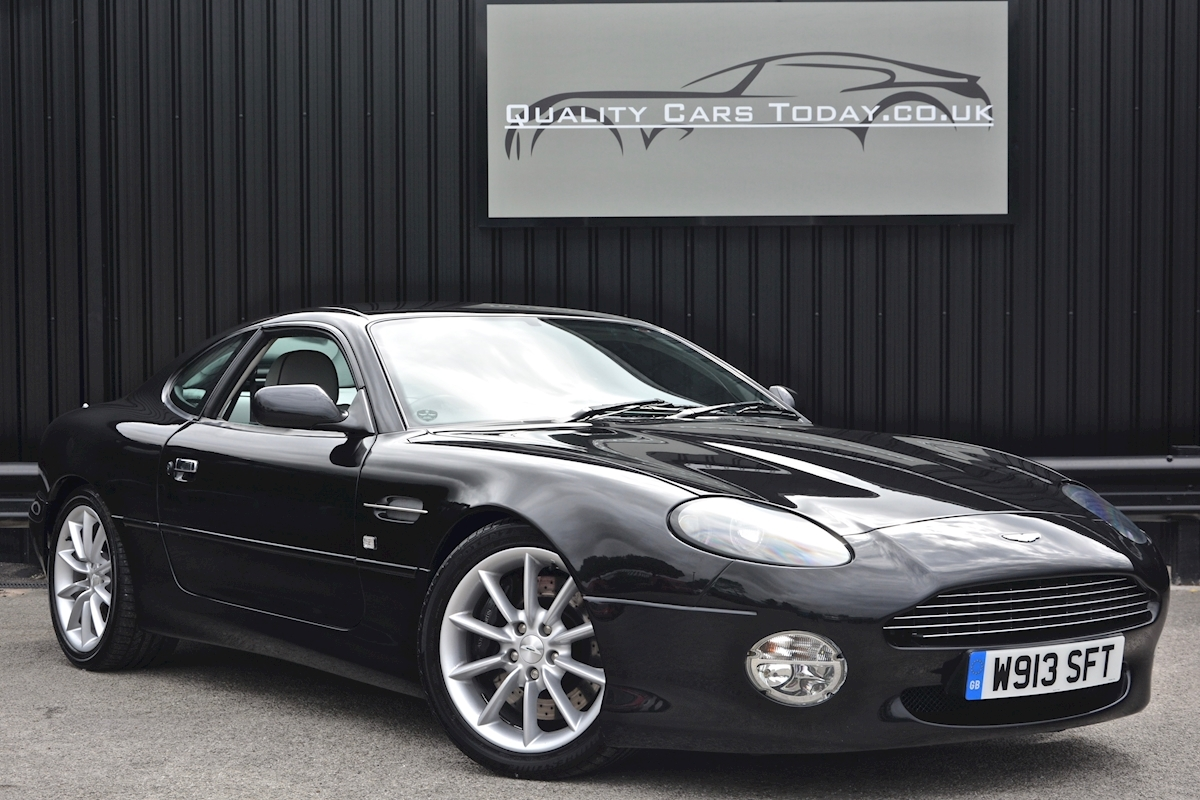 used aston martin db7 db7 vantage coupe 5 9 automatic petrol for