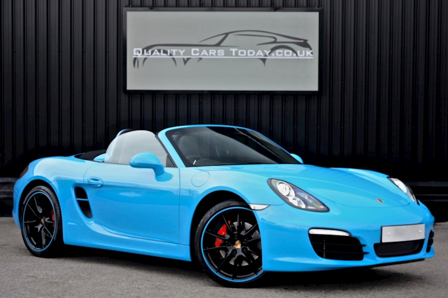 *1 Owner + FPSH + Porsche Warranty + £17k Cost Options*