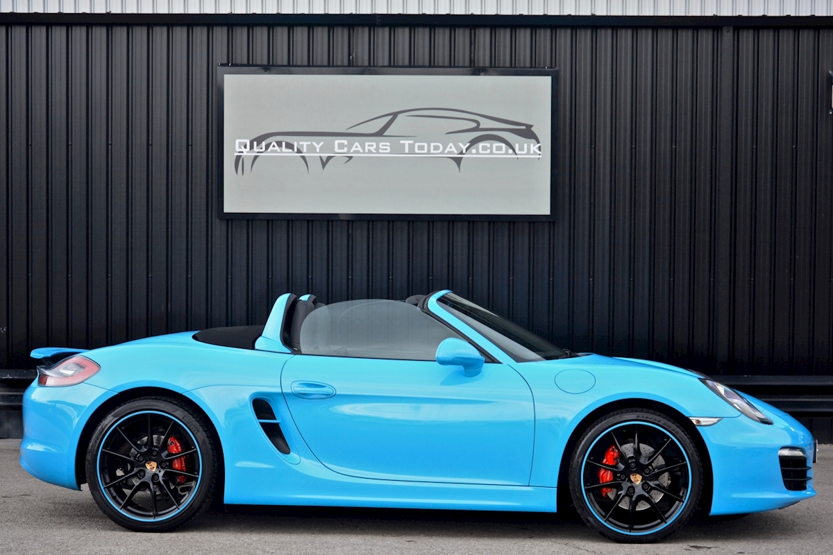 Porsche Boxster 3.4 S PDK 981 *1 Owner + FPSH + Porsche Warranty + £17k Cost Options* - Large 5