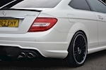 Mercedes C63 AMG 6.2 V8 Coupe *1 Former Keeper + Full MB Main Dealer History* - Thumb 10