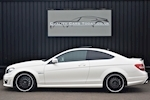 Mercedes C63 AMG 6.2 V8 Coupe *1 Former Keeper + Full MB Main Dealer History* - Thumb 1