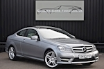 Mercedes C220 CDI AMG Sport Coupe *1 Former Keeper + Massive Specification* - Thumb 0