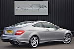 Mercedes C220 CDI AMG Sport Coupe *1 Former Keeper + Massive Specification* - Thumb 6