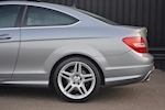 Mercedes C220 CDI AMG Sport Coupe *1 Former Keeper + Massive Specification* - Thumb 16