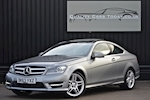Mercedes C220 CDI AMG Sport Coupe *1 Former Keeper + Massive Specification* - Thumb 7