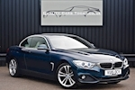Bmw 420i Sport Convertible *1 Lady Owner + BMW Warranty + Full BMW History* - Thumb 1