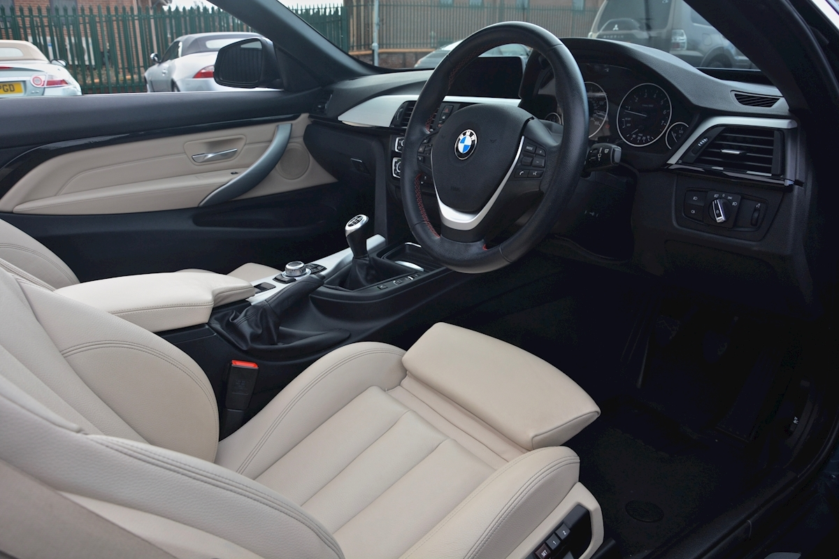 Bmw 420i Sport Convertible *1 Lady Owner + BMW Warranty + Full BMW History* - Large 5