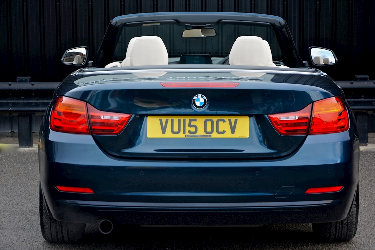 Bmw 420i Sport Convertible *1 Lady Owner + BMW Warranty + Full BMW History* - Large 4