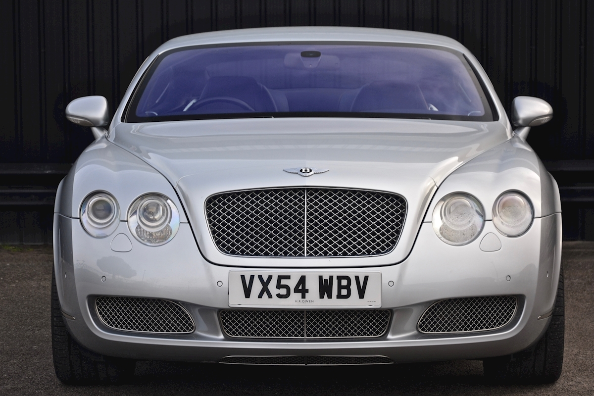 Bentley Continental GT 6.0 W12 *12 Bentley Main Dealer Stamps* - Large 3