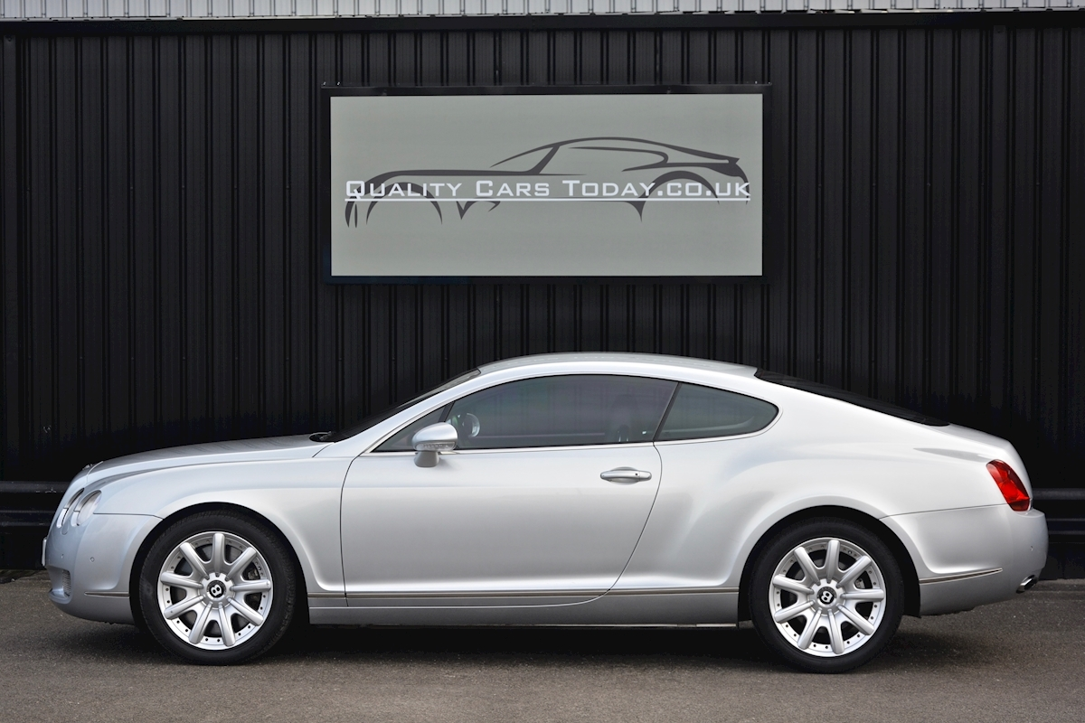 Bentley Continental GT 6.0 W12 *12 Bentley Main Dealer Stamps* - Large 1