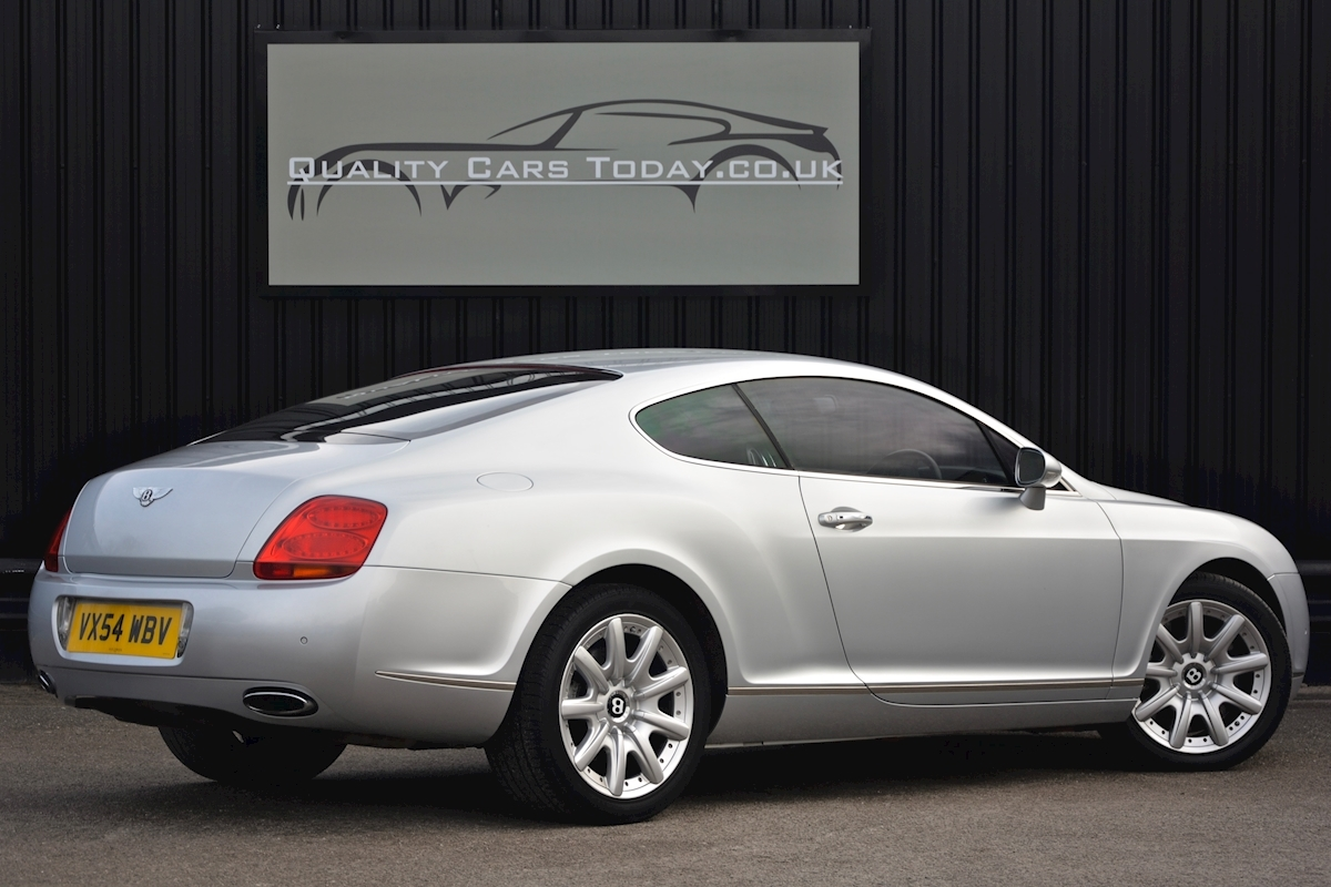Bentley Continental GT 6.0 W12 *12 Bentley Main Dealer Stamps* - Large 11