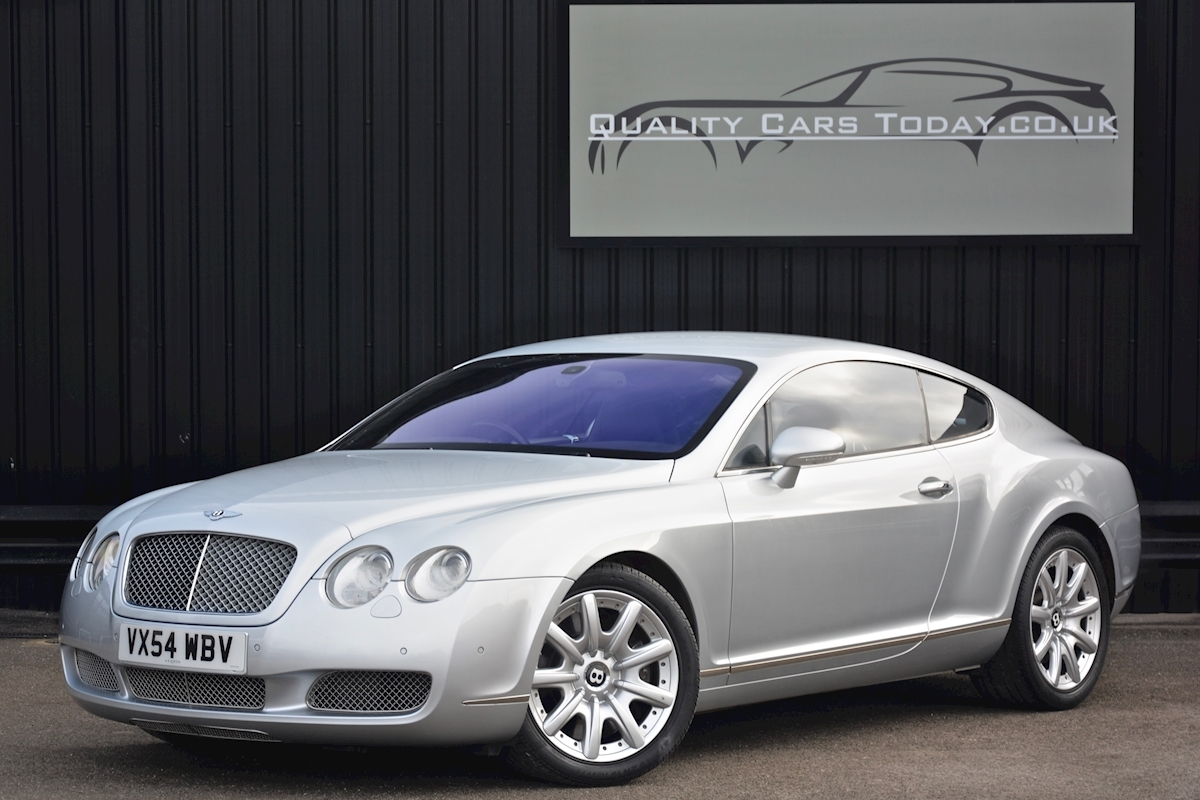 Bentley Continental GT 6.0 W12 *12 Bentley Main Dealer Stamps* - Large 8