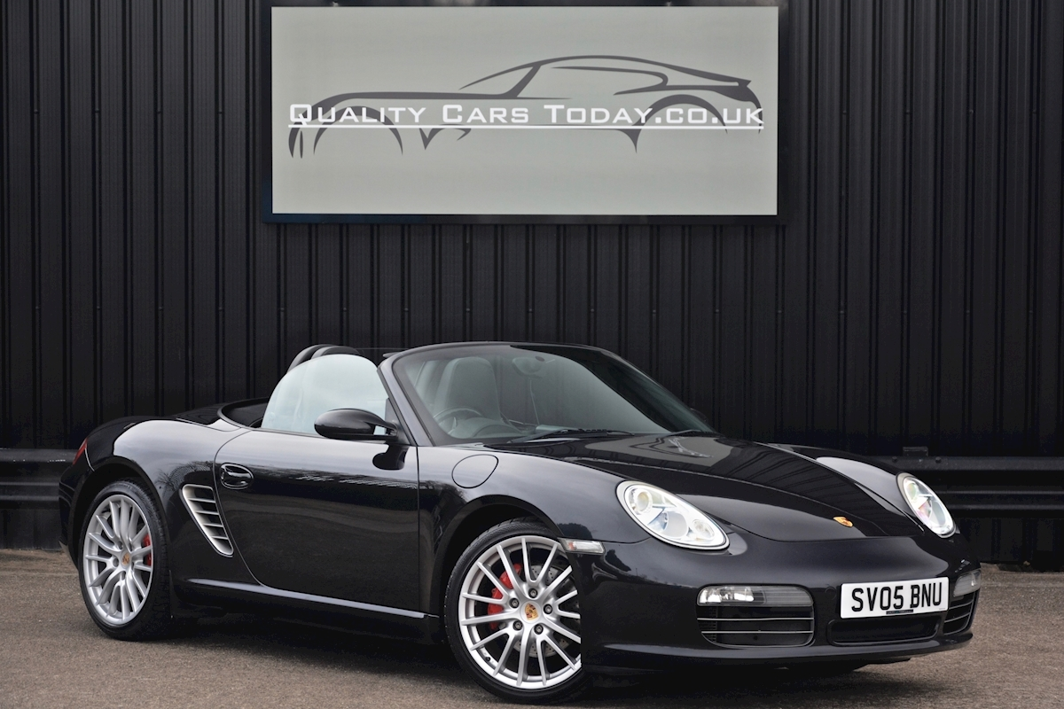 Used Porsche Boxster 987 3 2 S Manual *Full Service History