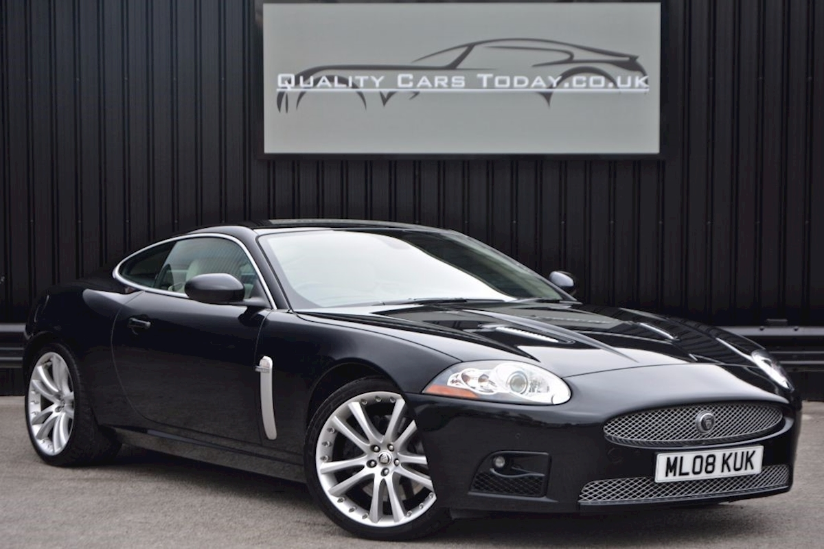 Jaguar Xkr 4 2 V8 Supercharged High Spec Full History Just 13 900 Miles