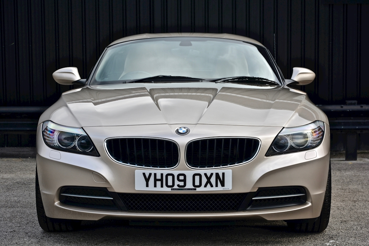 Used Bmw Z4 Sdrive23i Roadster Manual 1 Lady Owner Full