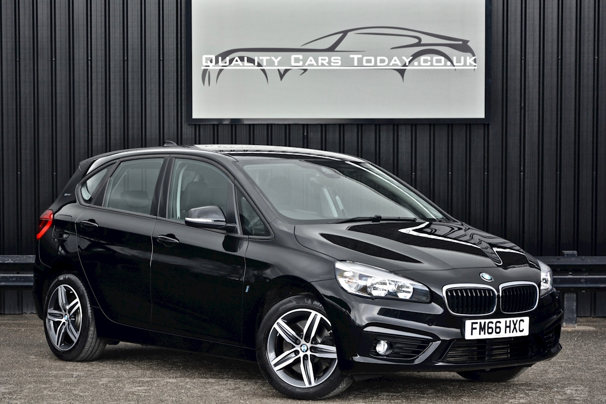 used bmw 2 series active tourer 225xe sport auto very rare model for sale quality cars today. Black Bedroom Furniture Sets. Home Design Ideas