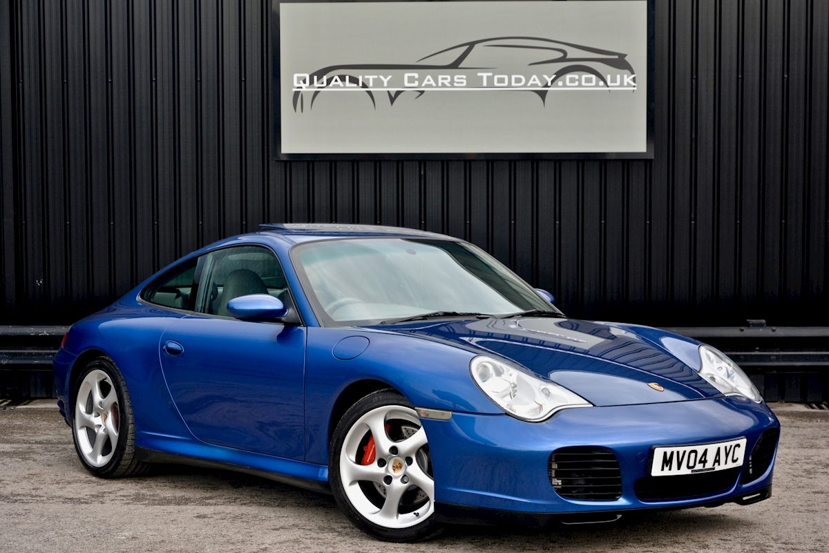 Porsche 911 Carrera 4S *Massive Rare Specification* - Large 0