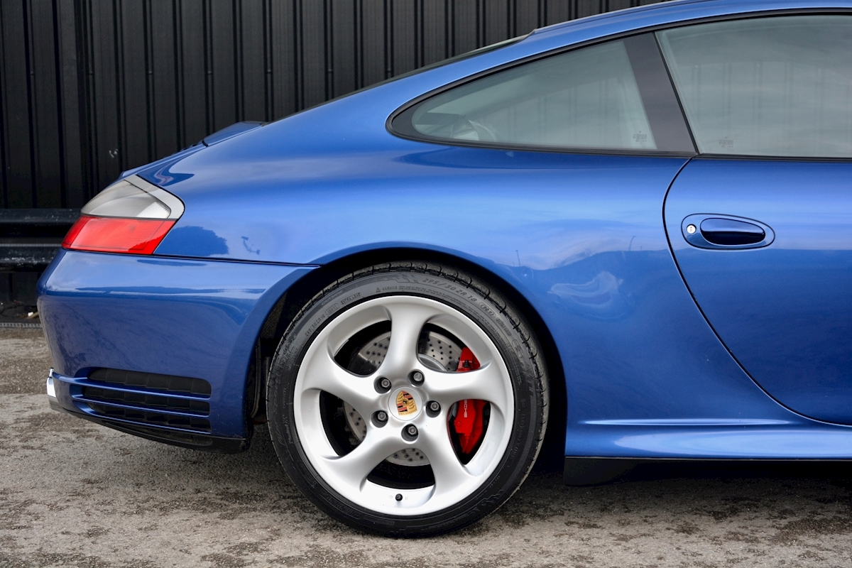Porsche 911 Carrera 4S *Massive Rare Specification* - Large 24