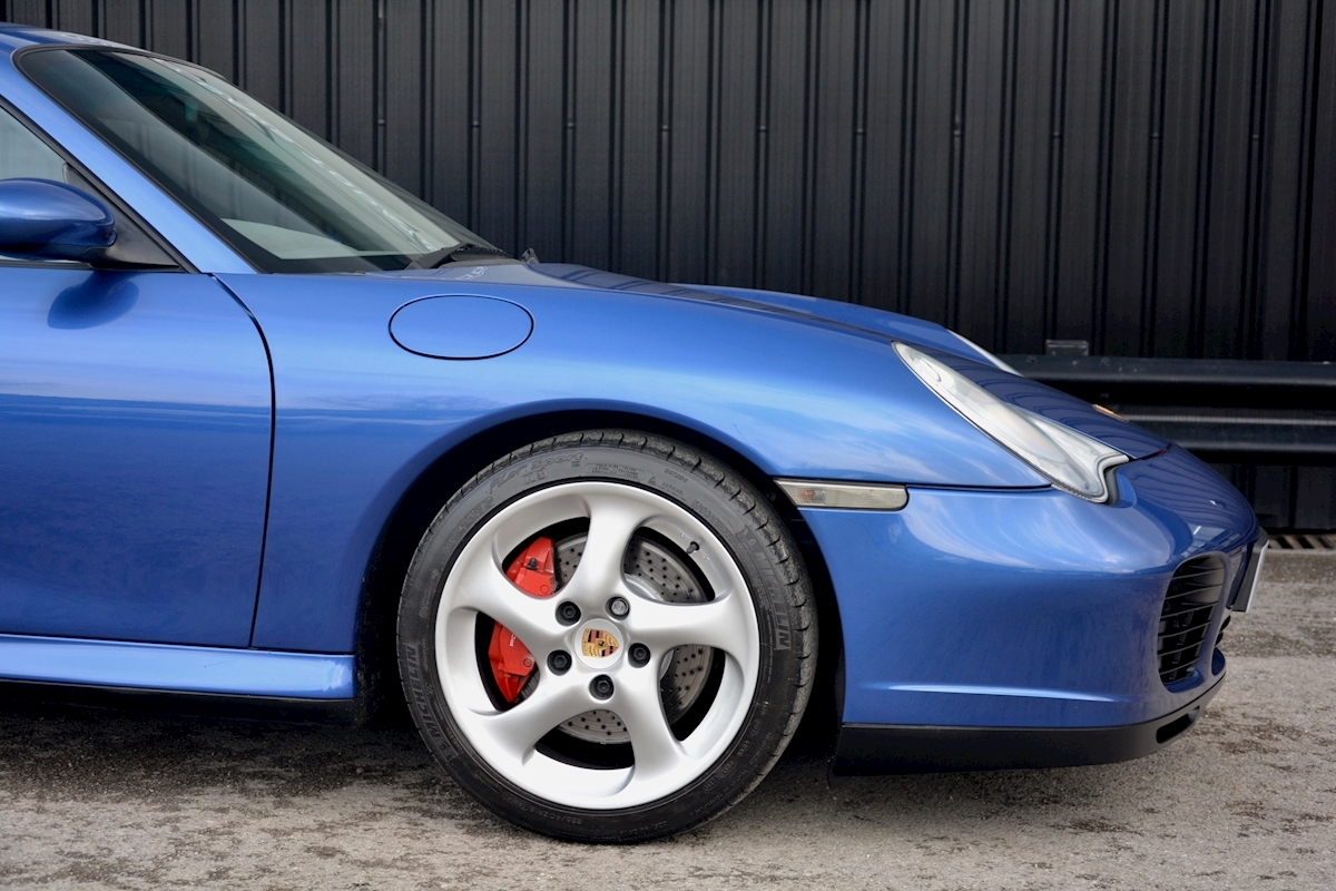 Porsche 911 Carrera 4S *Massive Rare Specification* - Large 25