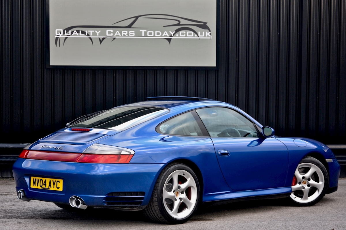 Porsche 911 Carrera 4S *Massive Rare Specification* - Large 8