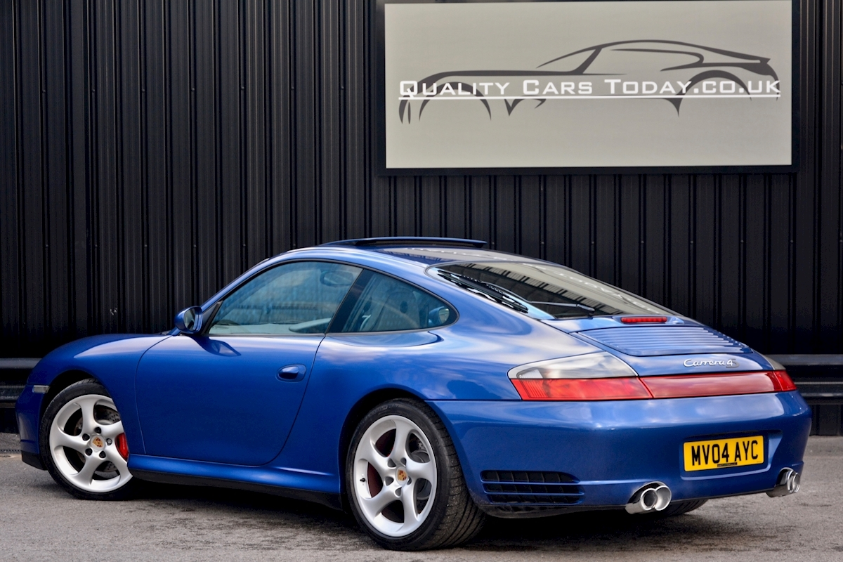 Porsche 911 Carrera 4S *Massive Rare Specification* - Large 7