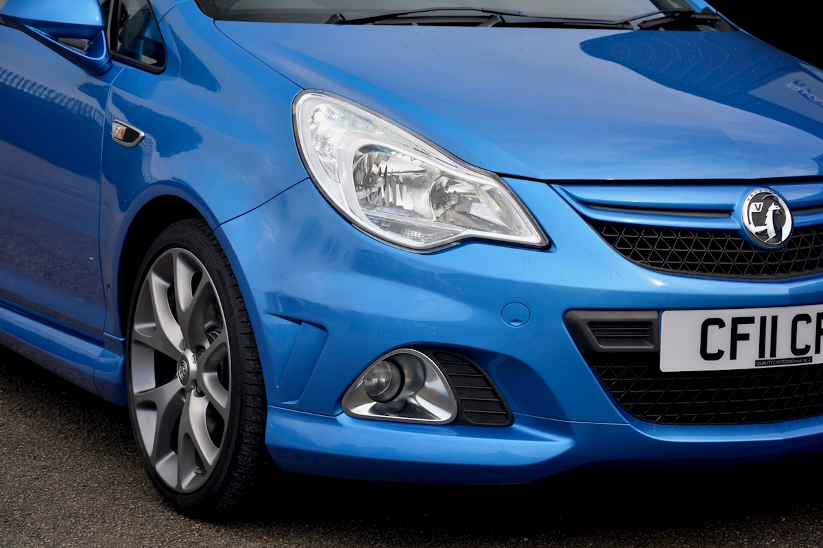 Vauxhall Corsa VXR Blue Edition Full Vauxhall Main Dealer History - Large 17