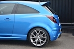 Vauxhall Corsa VXR Blue Edition Full Vauxhall Main Dealer History - Thumb 20