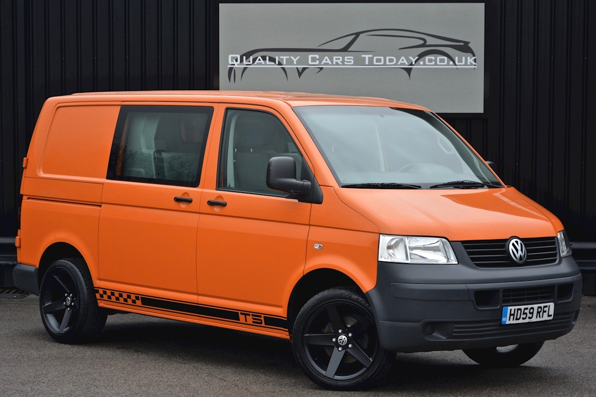 Used Volkswagen Transporter 1 9 Tdi Lhd Exceptional Low Mileage