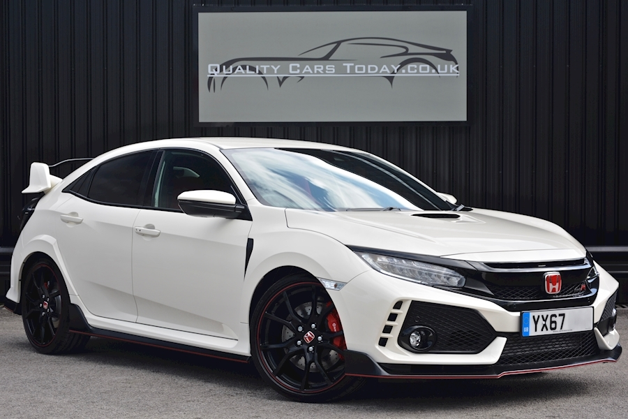 Honda Civic Type R GT *Delivery Mileage + VAT Qualifying*
