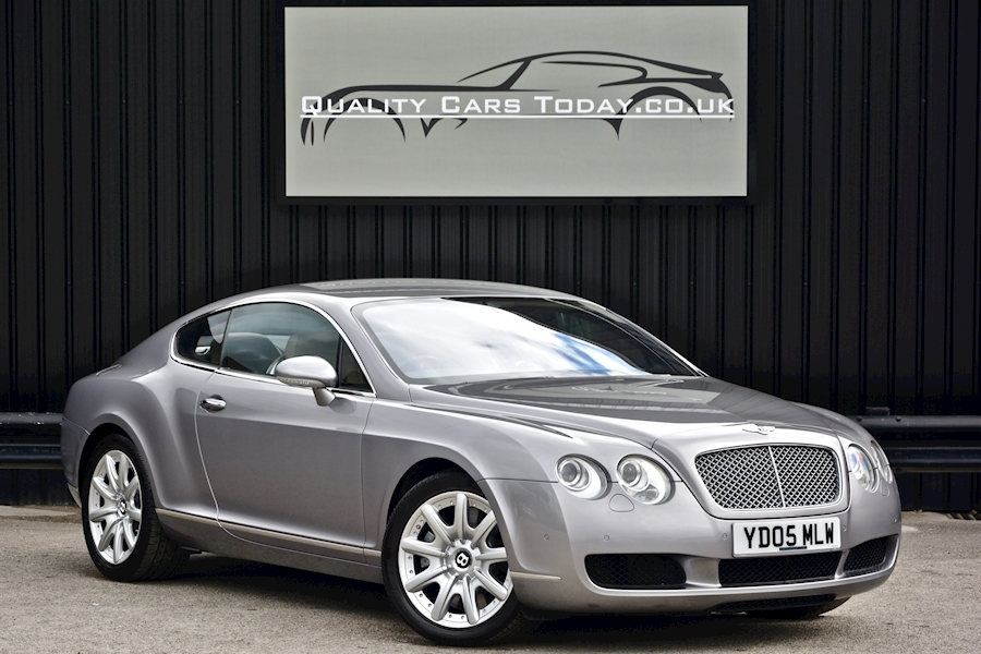 Bentley Continental GT 6.0 W12 Gt