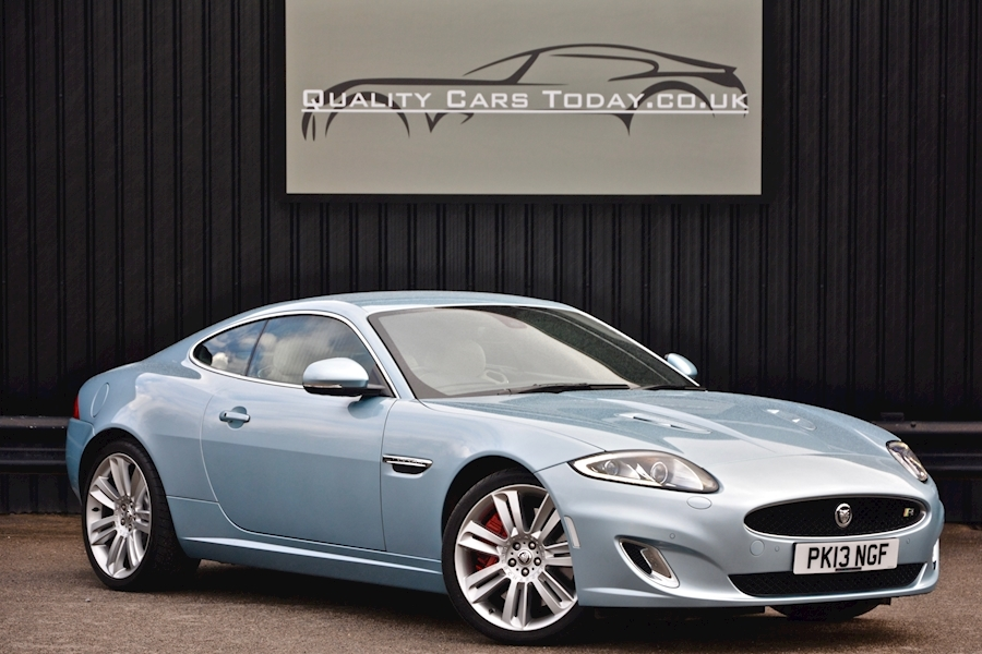 Jaguar XkR 5.0 V8 Supercharged R