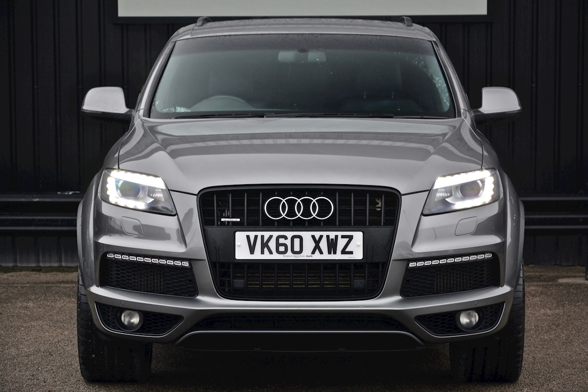 Audi Q7 3.0 TDI S-Line quattro 1 Former Keeper + Full Audi Main Dealer History + High Spec - Large 3