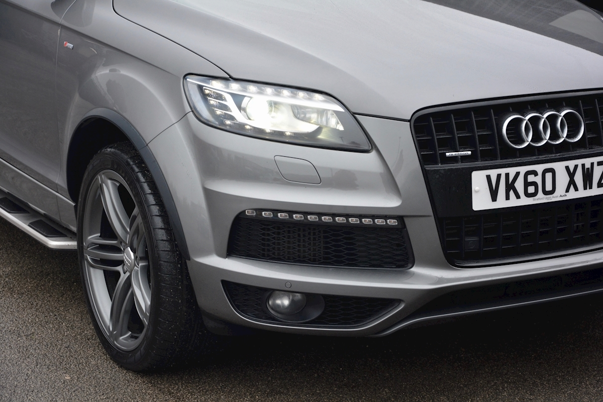 Audi Q7 3.0 TDI S-Line quattro 1 Former Keeper + Full Audi Main Dealer History + High Spec - Large 10