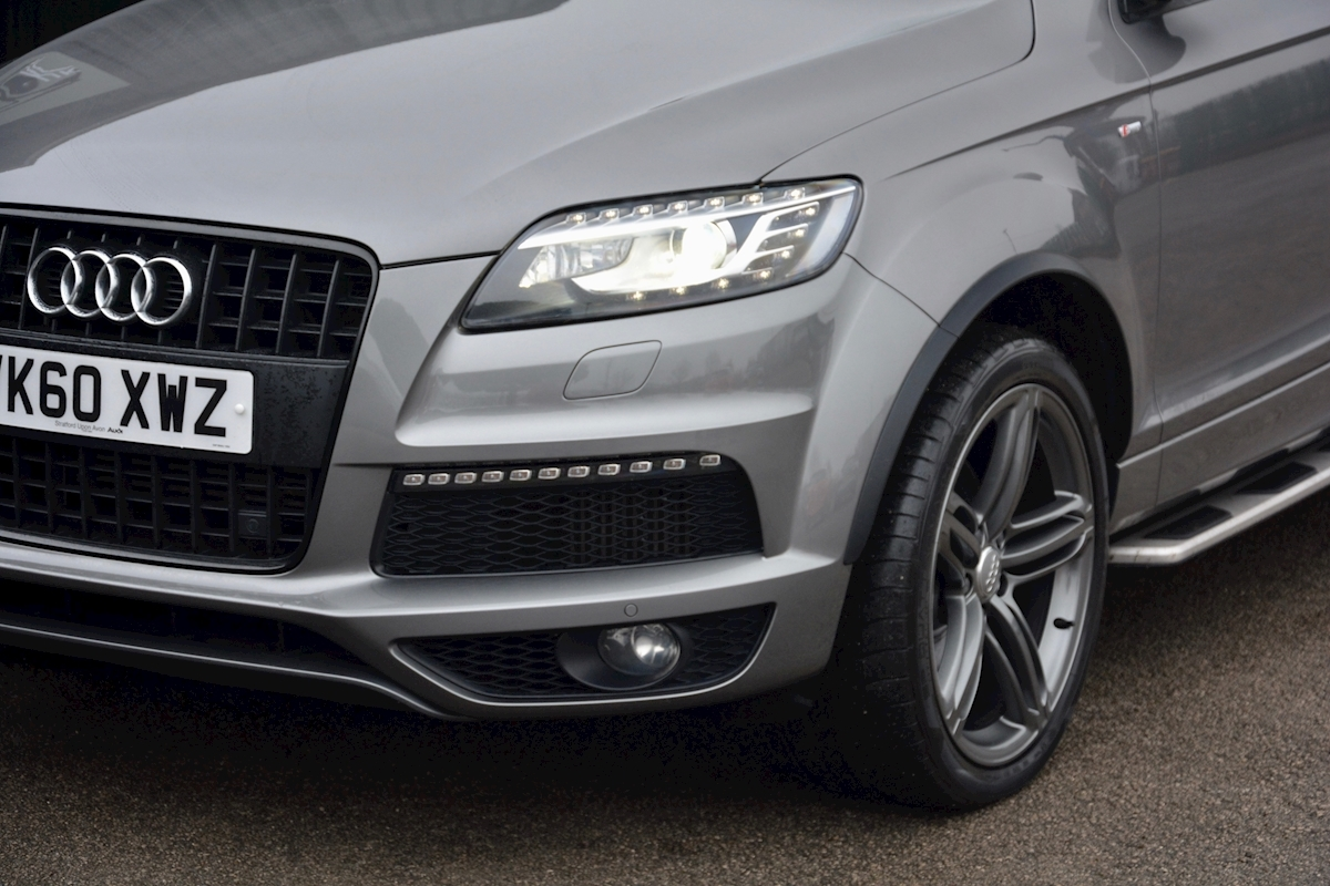 Audi Q7 3.0 TDI S-Line quattro 1 Former Keeper + Full Audi Main Dealer History + High Spec - Large 11