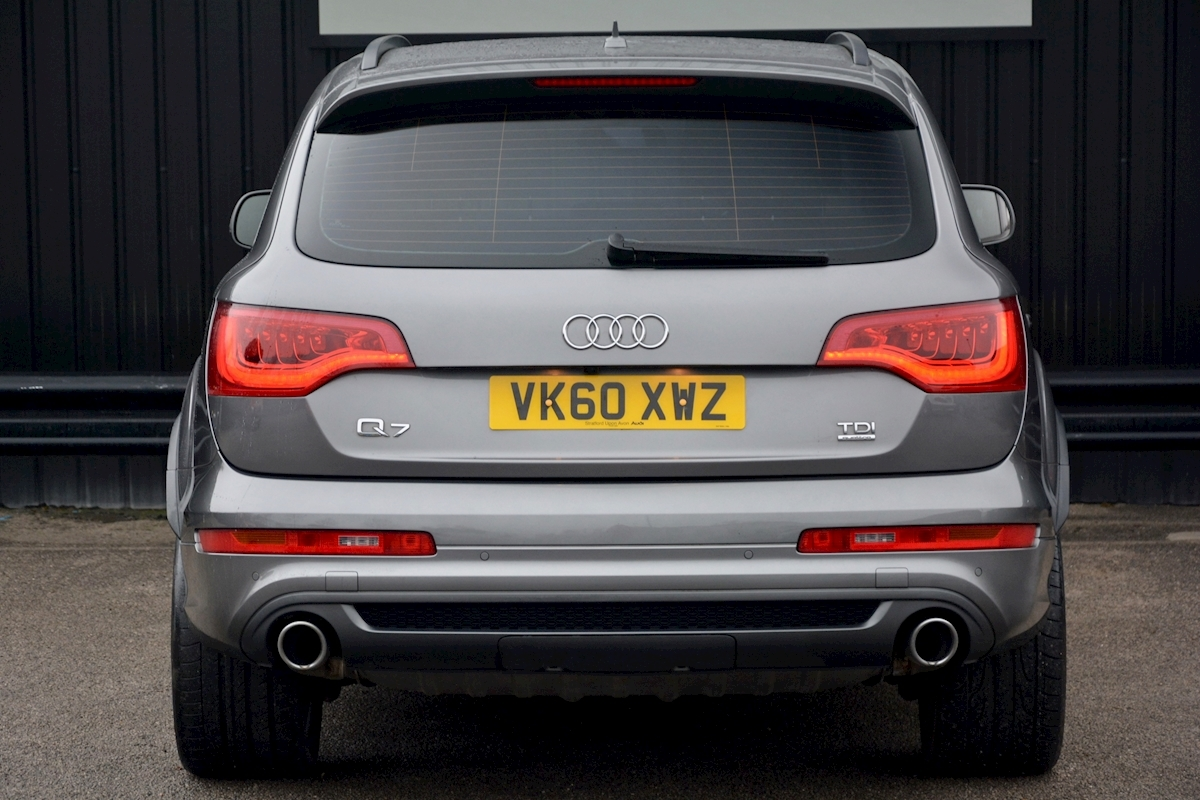 Audi Q7 3.0 TDI S-Line quattro 1 Former Keeper + Full Audi Main Dealer History + High Spec - Large 6
