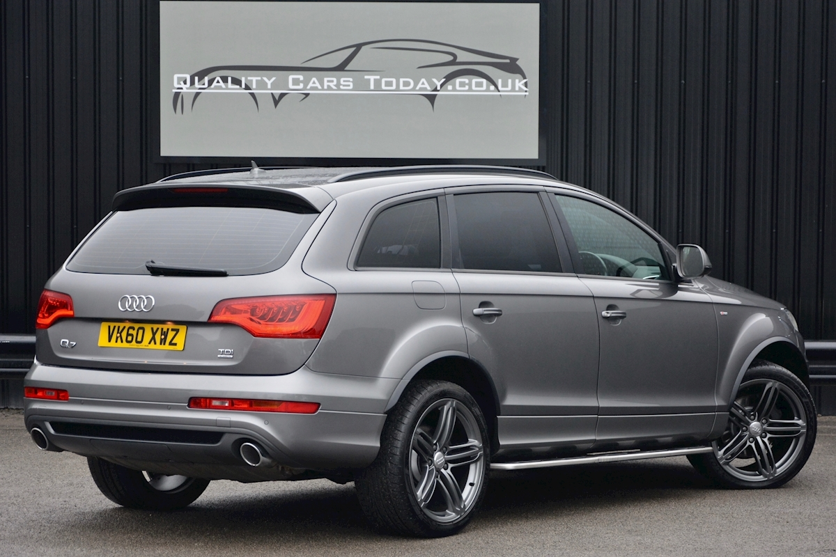 Audi Q7 3.0 TDI S-Line quattro 1 Former Keeper + Full Audi Main Dealer History + High Spec - Large 16