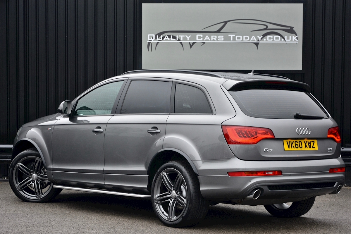 Audi Q7 3.0 TDI S-Line quattro 1 Former Keeper + Full Audi Main Dealer History + High Spec - Large 15