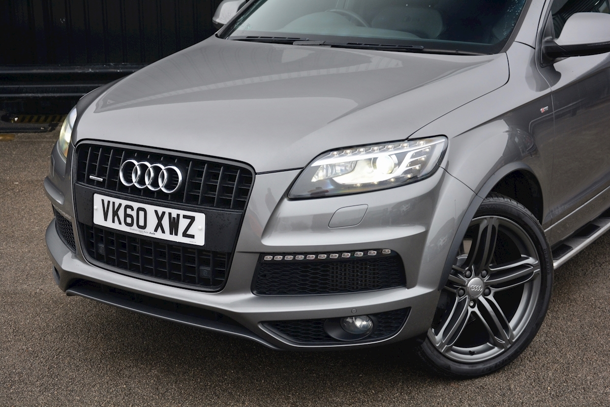 Audi Q7 3.0 TDI S-Line quattro 1 Former Keeper + Full Audi Main Dealer History + High Spec - Large 35