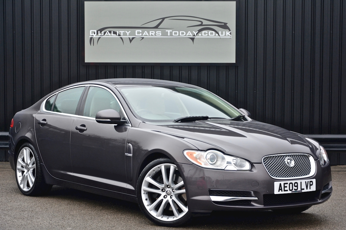 Jaguar Xf S 3.0 V6 Premium Luxury 270 bhp Massive Specification + Enthusiast Owned - Large 0