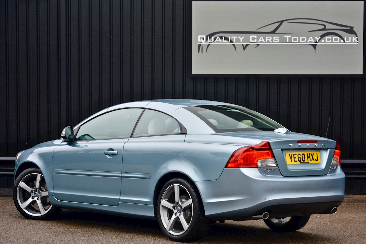 Volvo C70 2.0 D4 SE Lux 1 Former Keeper + Full Volvo History + Just 18k Miles - Large 6